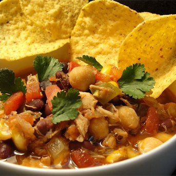 Easy and Tasty Chicken Tortilla Soup #chickentortillasoup
