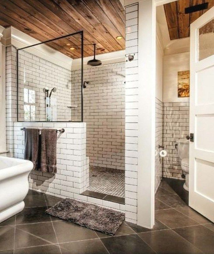 36+ Farmhouse style shower best