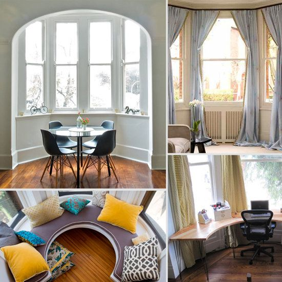 bay window design ideas 1000 images about bay window treatments on pinterest window - Bay Window Design Ideas