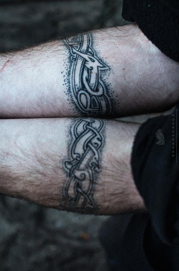 f6a4b4bb7 NOORDHRAVAN Dragon Tattoo Arm, Celtic Dragon Tattoos, Viking Tattoos, L  Tattoo, Arm