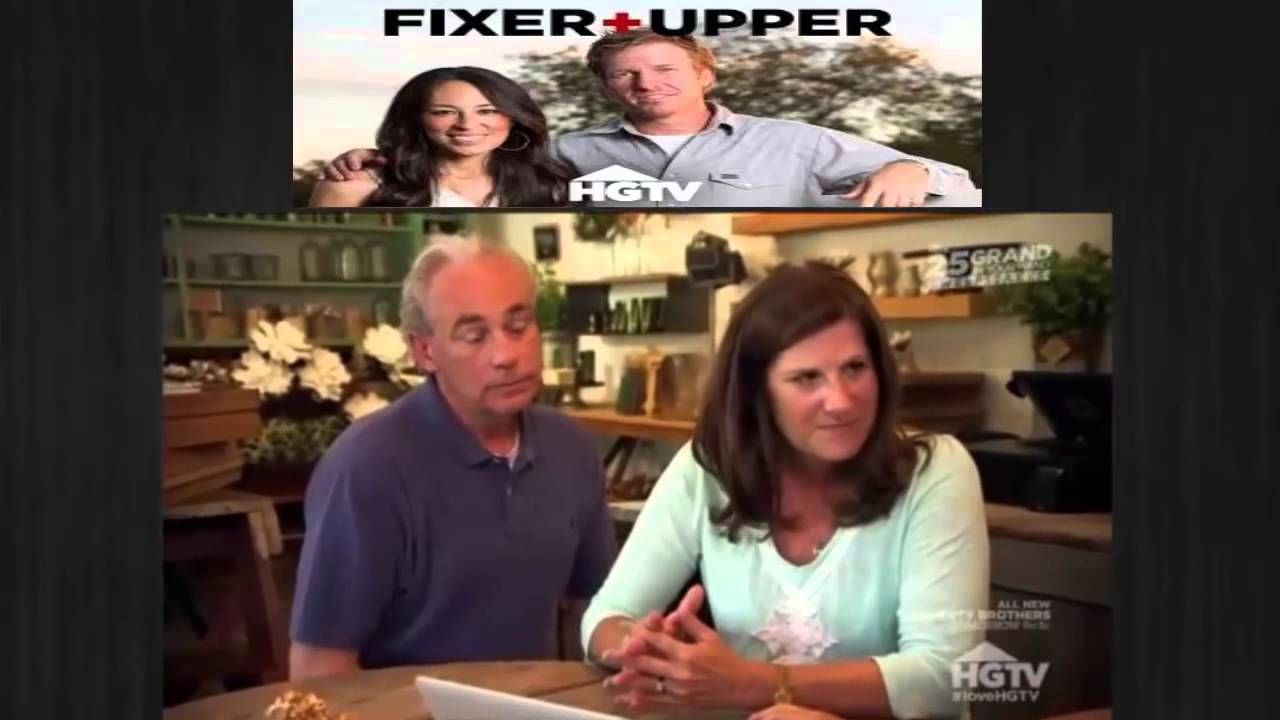 fixer upper almost empty nesters want waterfront home