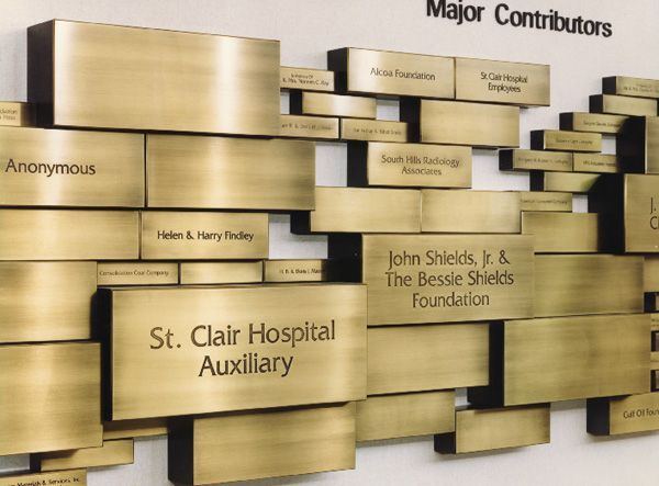 Image result for wood donor walls | Permanent Installation | Pinterest