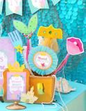 Mermaid Birthday - Mermaid Party- Mermaid SIGN