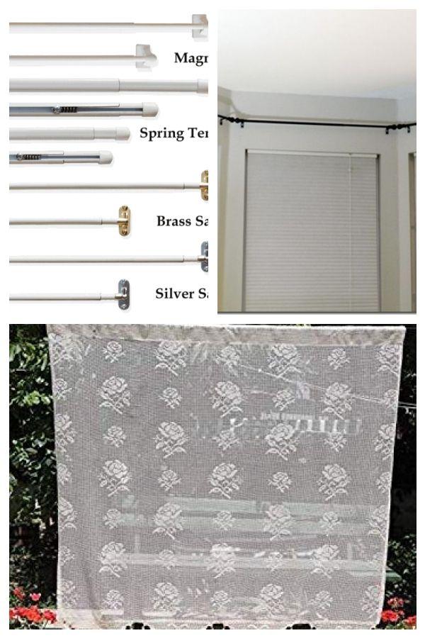 Sidelights Curtain Rods Alternativegardinen Curtains