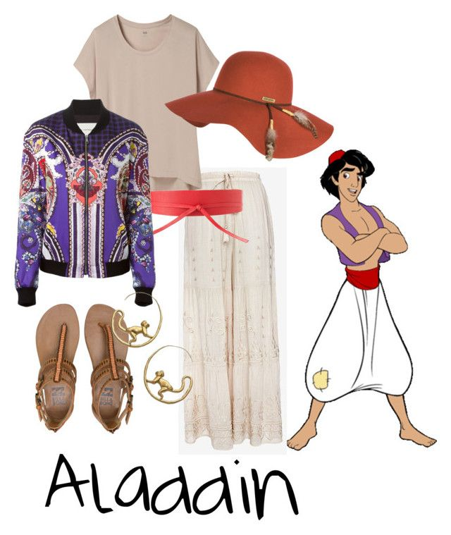 """Aladdin"" by tmntdonnie ❤ liked on Polyvore"