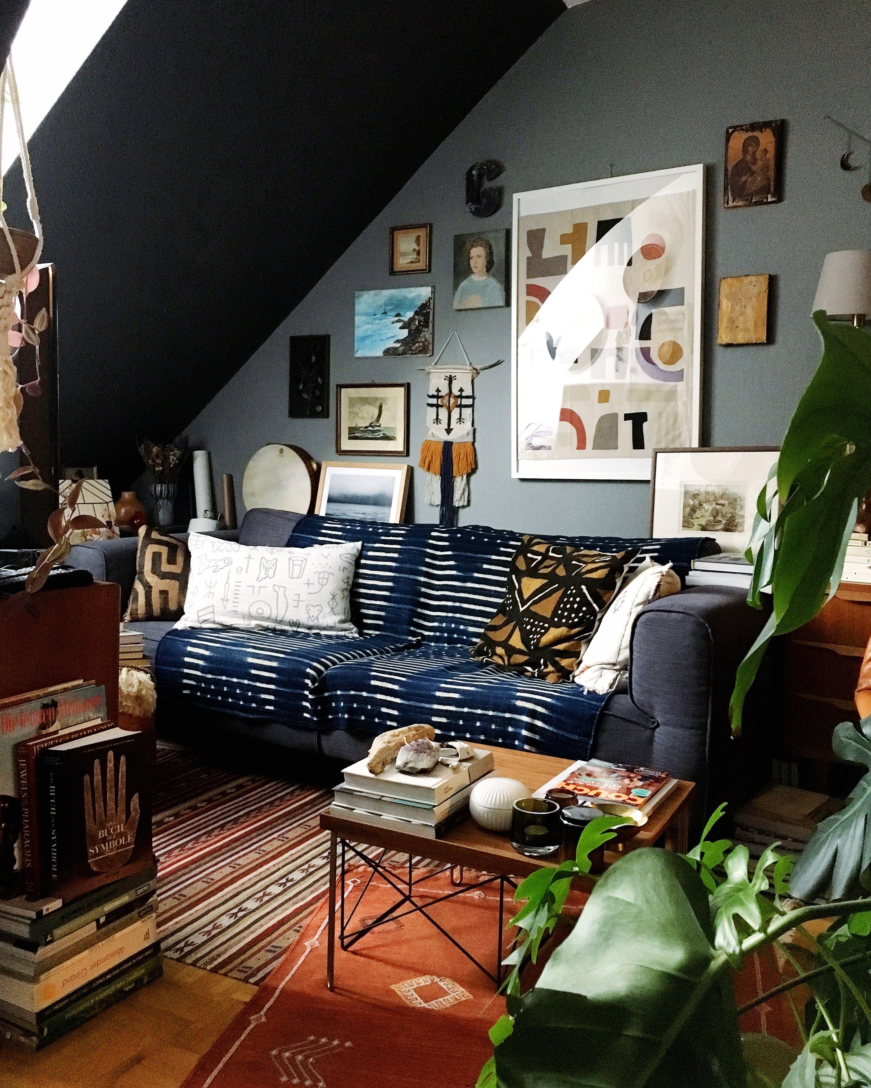 Crazy Chic Design Modern Boho Basement: Boho Interior -- Igorjosif