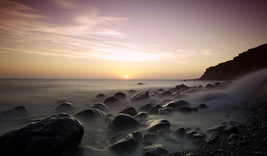 Cooley coastline ireland landscape seascape irish roots