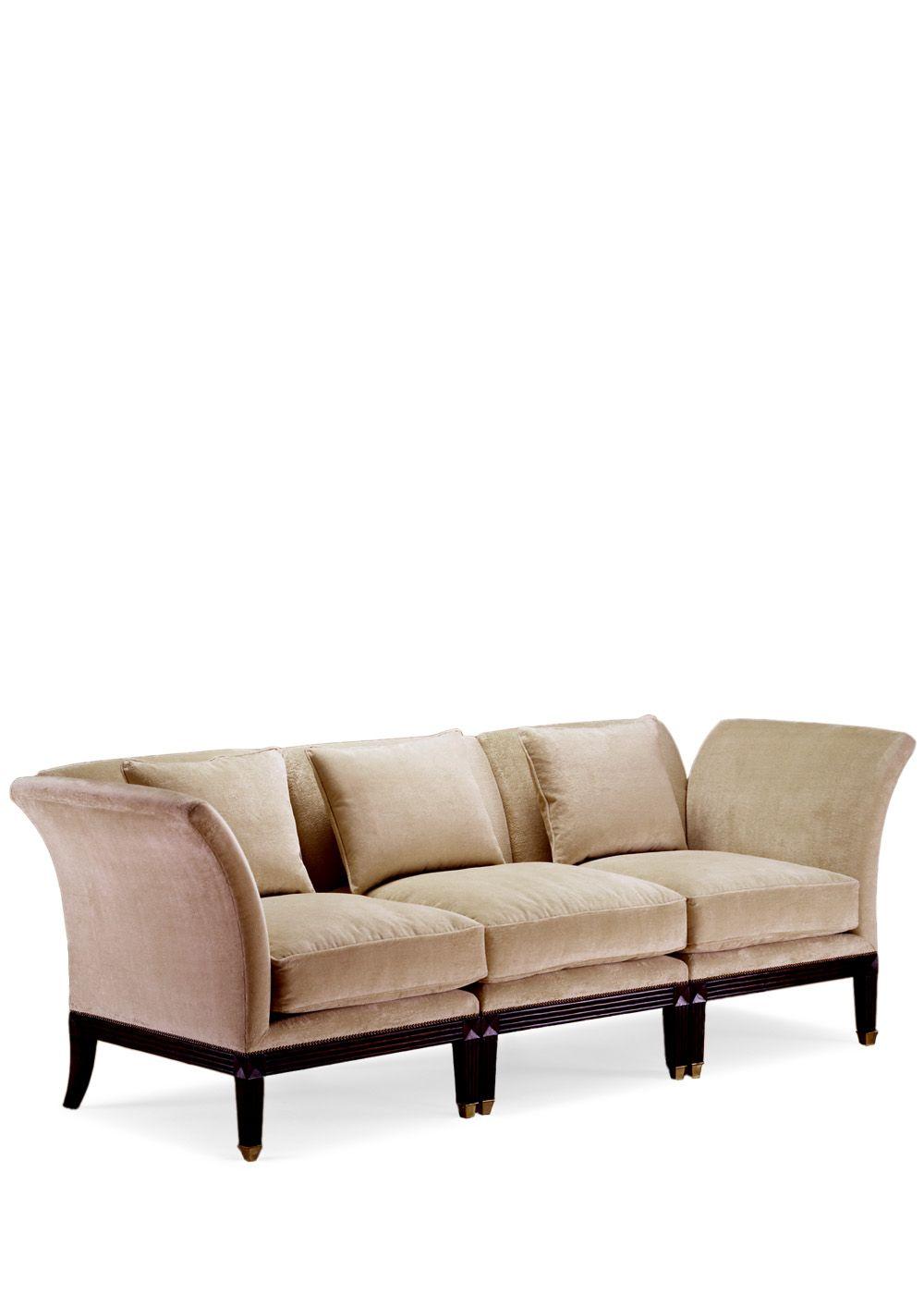 Montserrat Sectional Sofa T0903 By Therien Sofas Dessin Fournir Companies Handcraftedfurniture Interiordesign Luxuryfurniture Dessinfournir