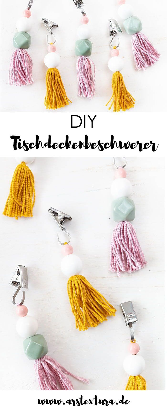 Photo of Make tablecloths yourself ars textura – DIY blog