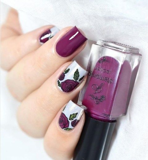Gel Nails 2018 Trends Pretty 69 Photos Atural Looking Manicure