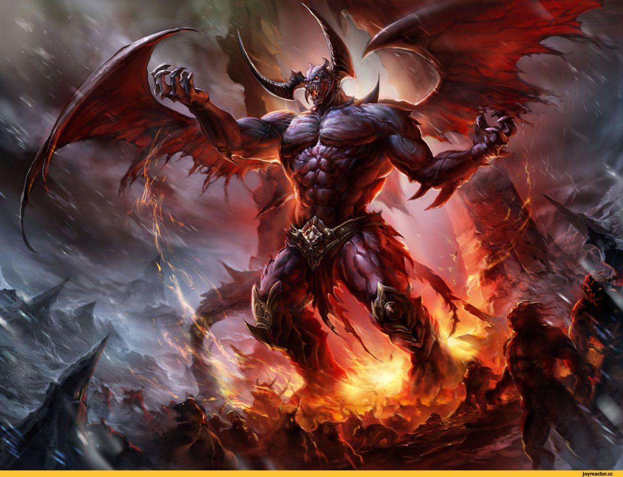 Дьявол лучшие картинки
