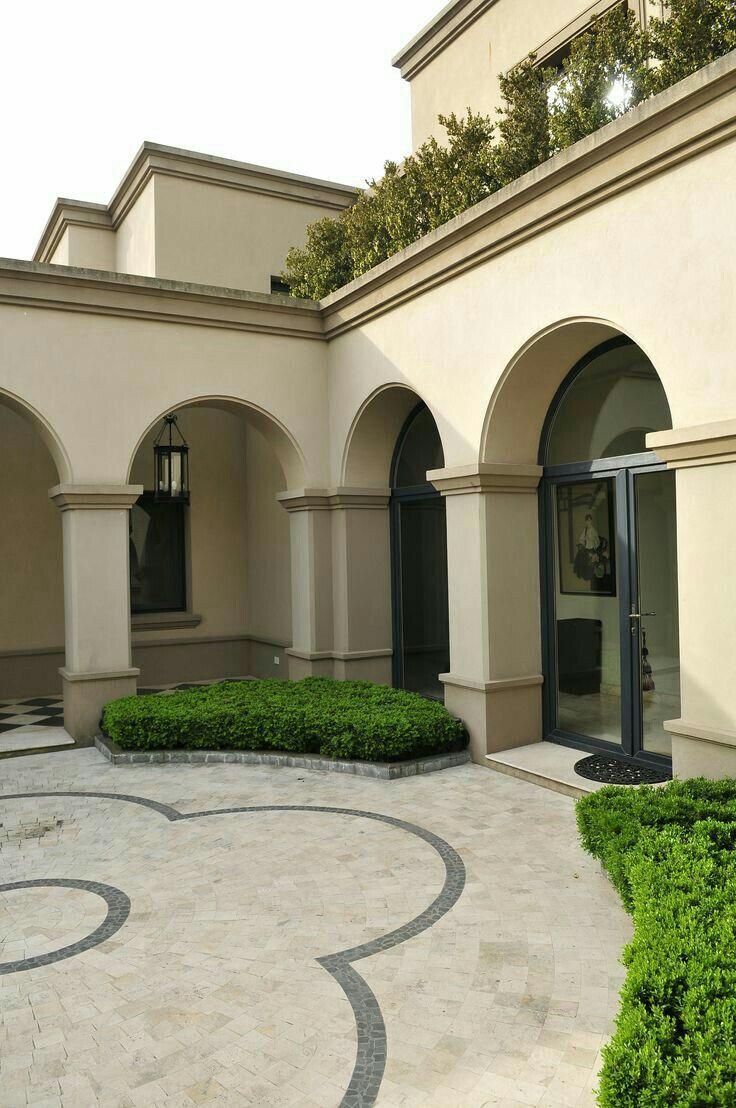 Fachada casa edgar proyectos que debo intentar in 2019 for Decoracion de casas tipo hacienda