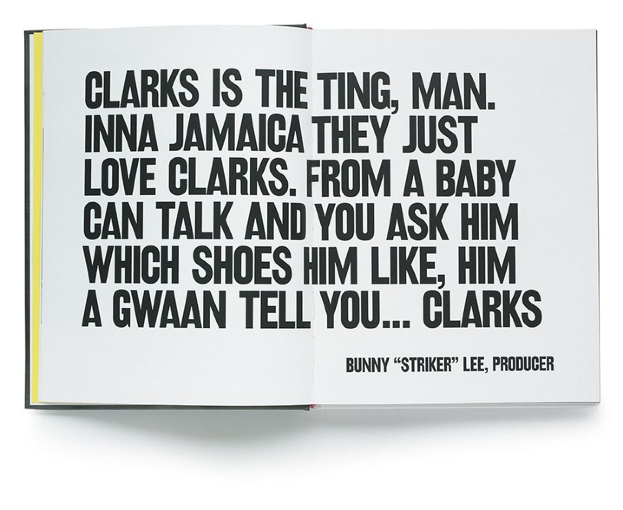 Clarks is the Ting - One Love Books :: Clarks In Jamaica :: Out 19 November 2012