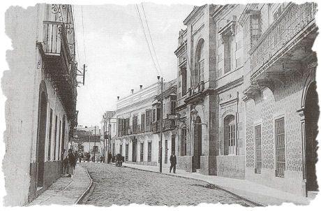 Un Poquito Más De Historia De Algeciras Viajando Por El