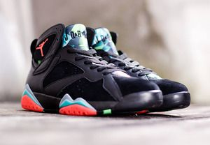 Nike Air Jordan 7 Retro Marvin The Martian Air Jordans