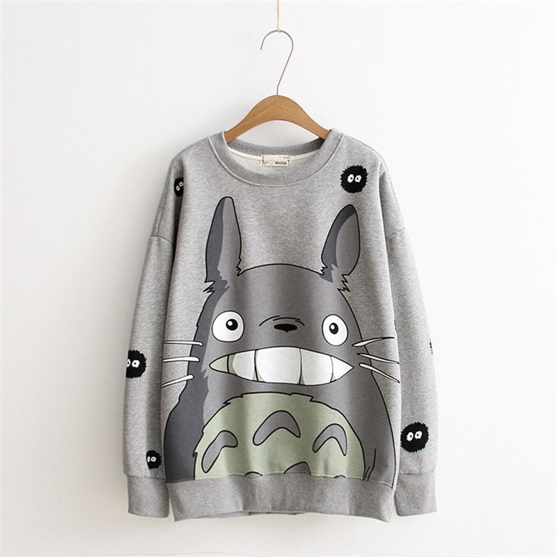 Totoro Hoodie With Ears For Sale - Free Shipping Worldwide