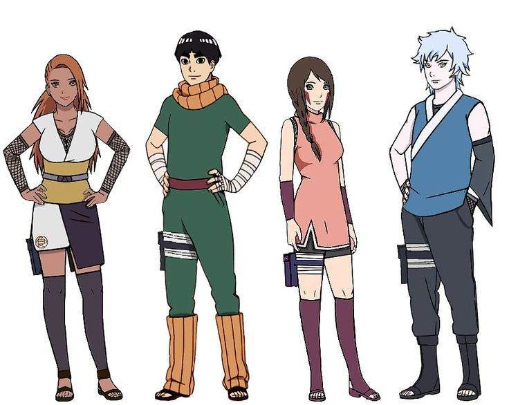 Naruto: next generation 2 | anime | Pinterest | Naruto ...