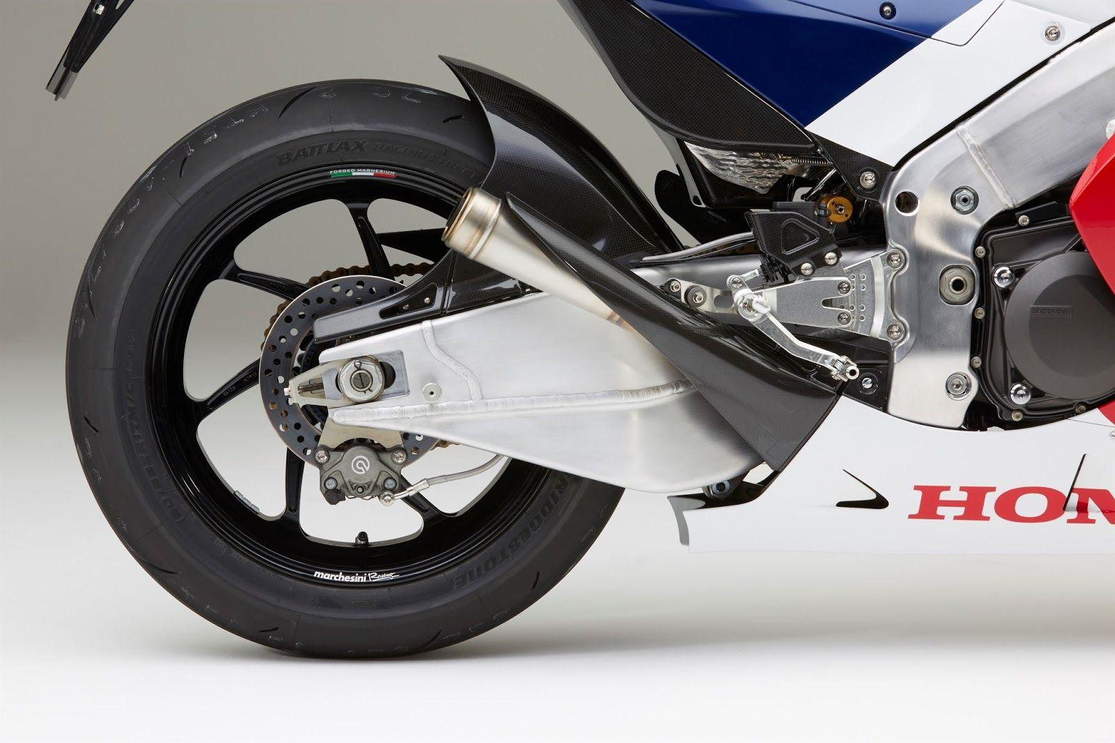 Racing Cafè: Honda RC 213V-S 2015