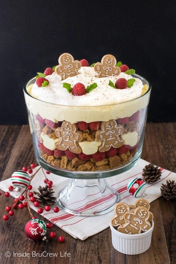 11 Best Holiday Trifle Recipes