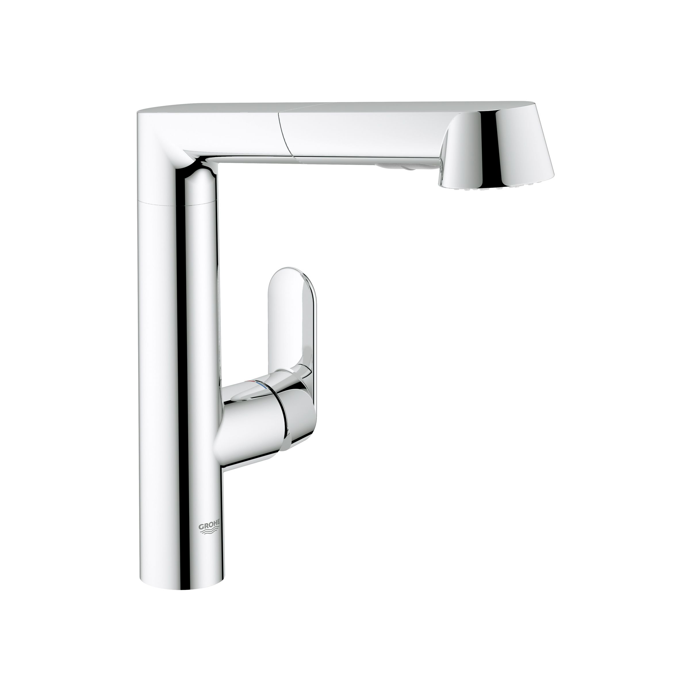 grohe k7 main sink dual spray pull out 11 7 8 h home