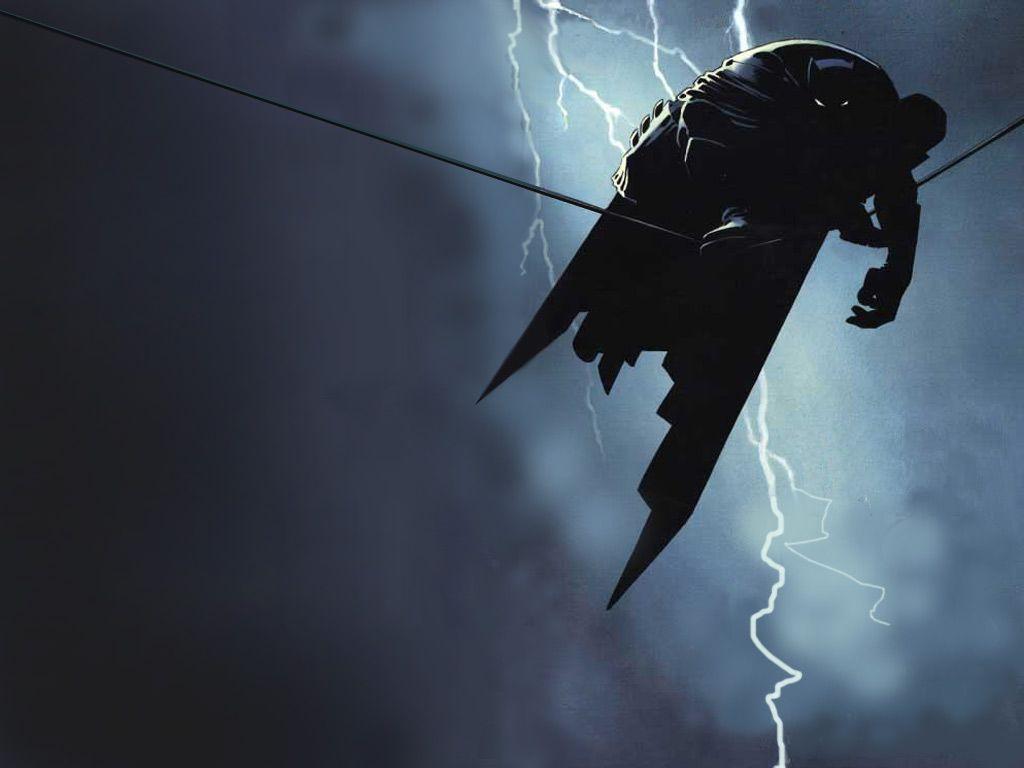 Batman Comic Wallpapers Wide For Desktop Wallpaper Frank Miller