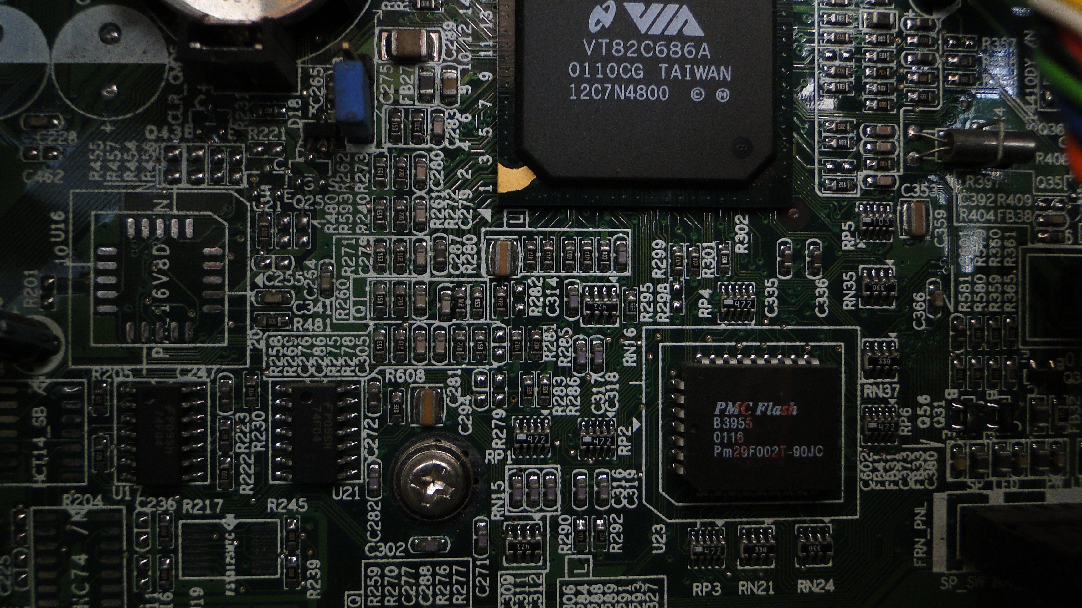 New Wallpaper Of Computer Parts