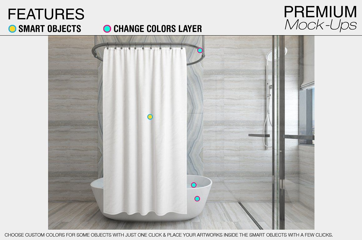 Shower Curtain Objects Smart Views Maps Curtains Shower Color