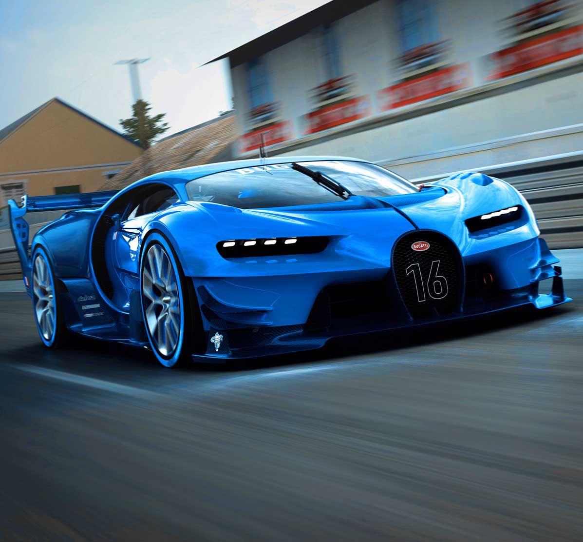 5 Insane Concept Cars Revealed At The Frankfurt Auto Show Bugatti Eb110 Bugatti Super Cars