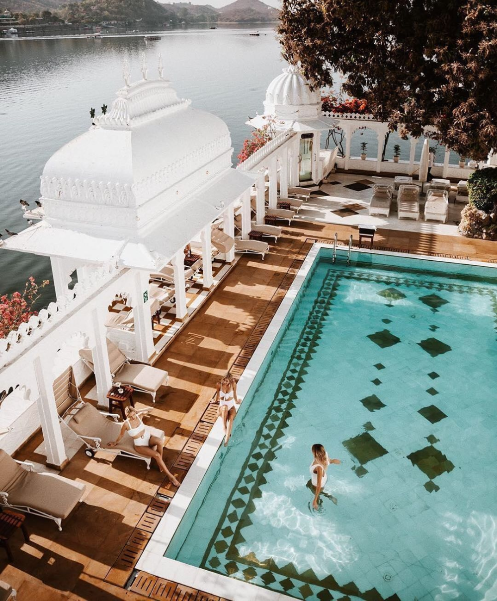 Taj Lake Palace Hotel, India in 2020 Udaipur, Beautiful