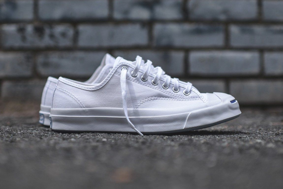 9b565d7715e312 Converse Drops an Ultra-Clean Jack Purcell With Nike Zoom Air Cushioning
