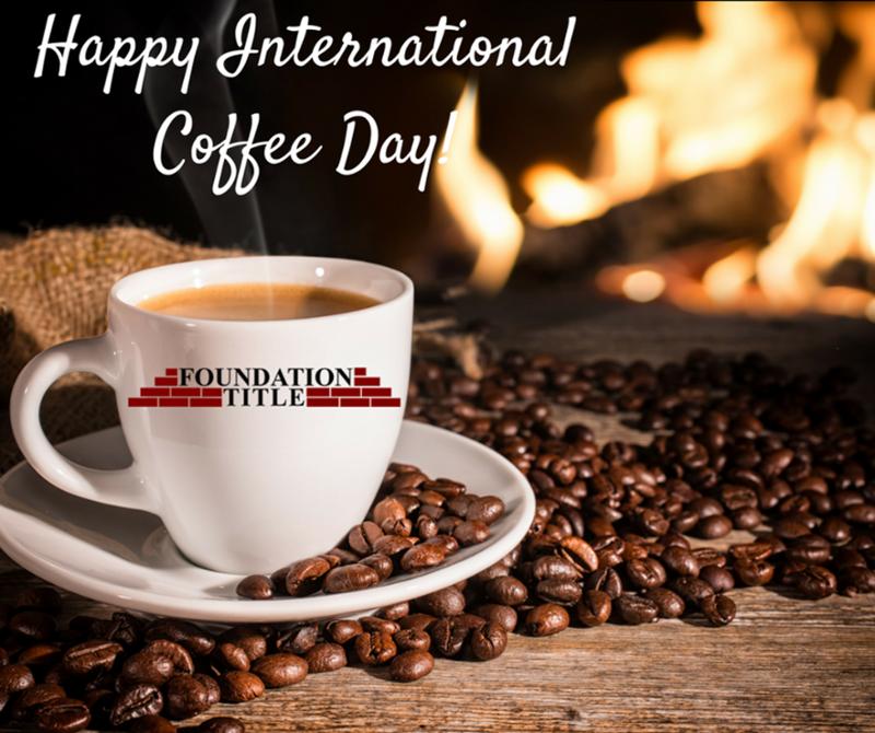 Happy International Coffee Day! ☕ Amazing food, Blood