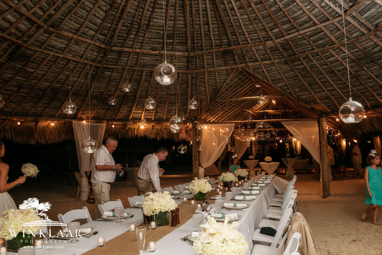 Wedding Reception By Hyatt Aruba Captured Winklaar Photography Www