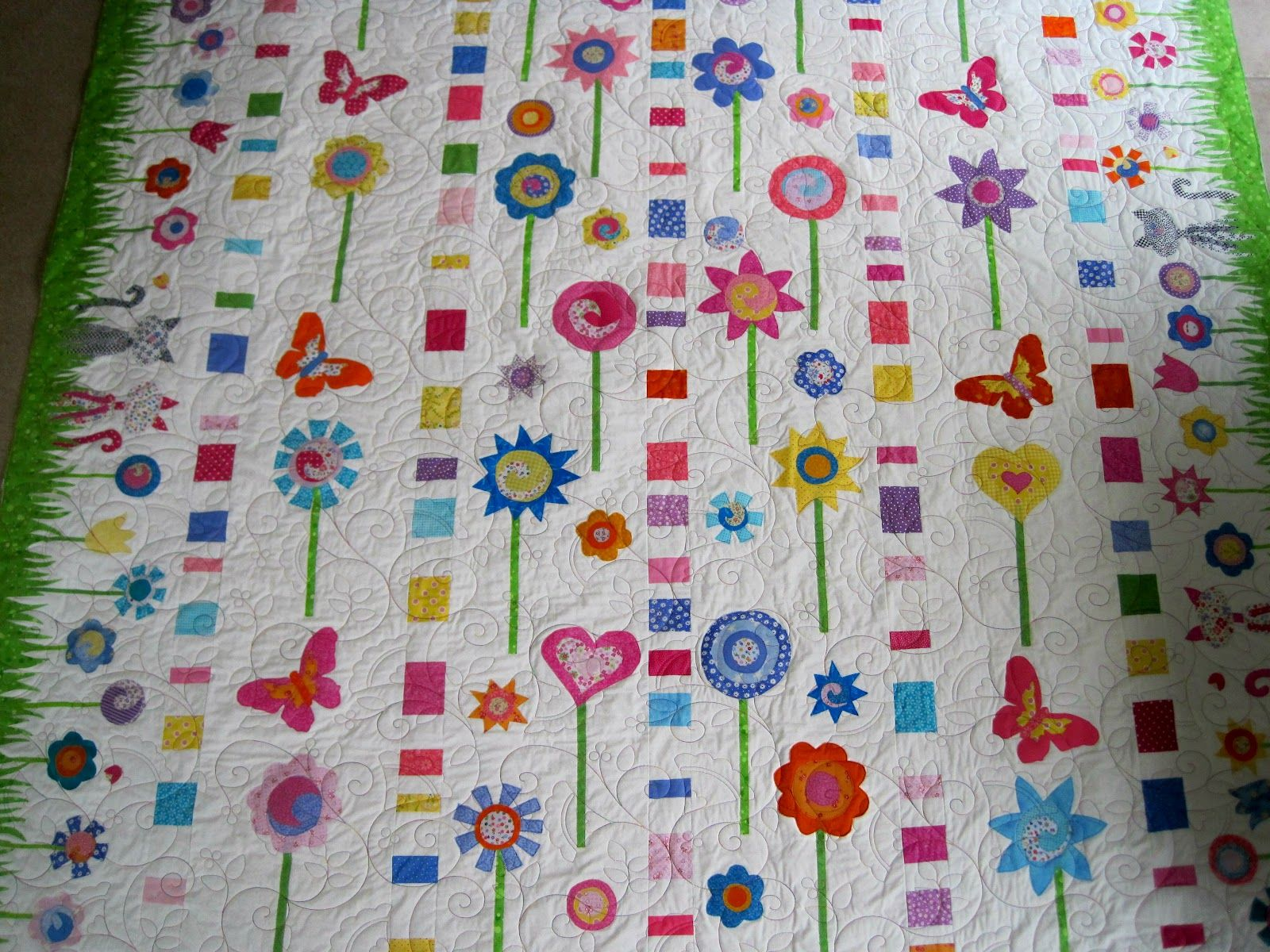 Finely Finished Quilts: Jill's Quilts