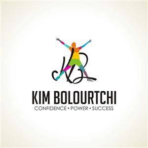 "Need a logo for ""Kim Bolourtchi"".  Current busi... Bold, Modern Logo Design by joshgraph"