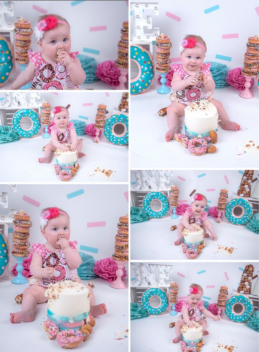 Pin by Claire Smaagard on Donut Theme Cake donuts, Cake