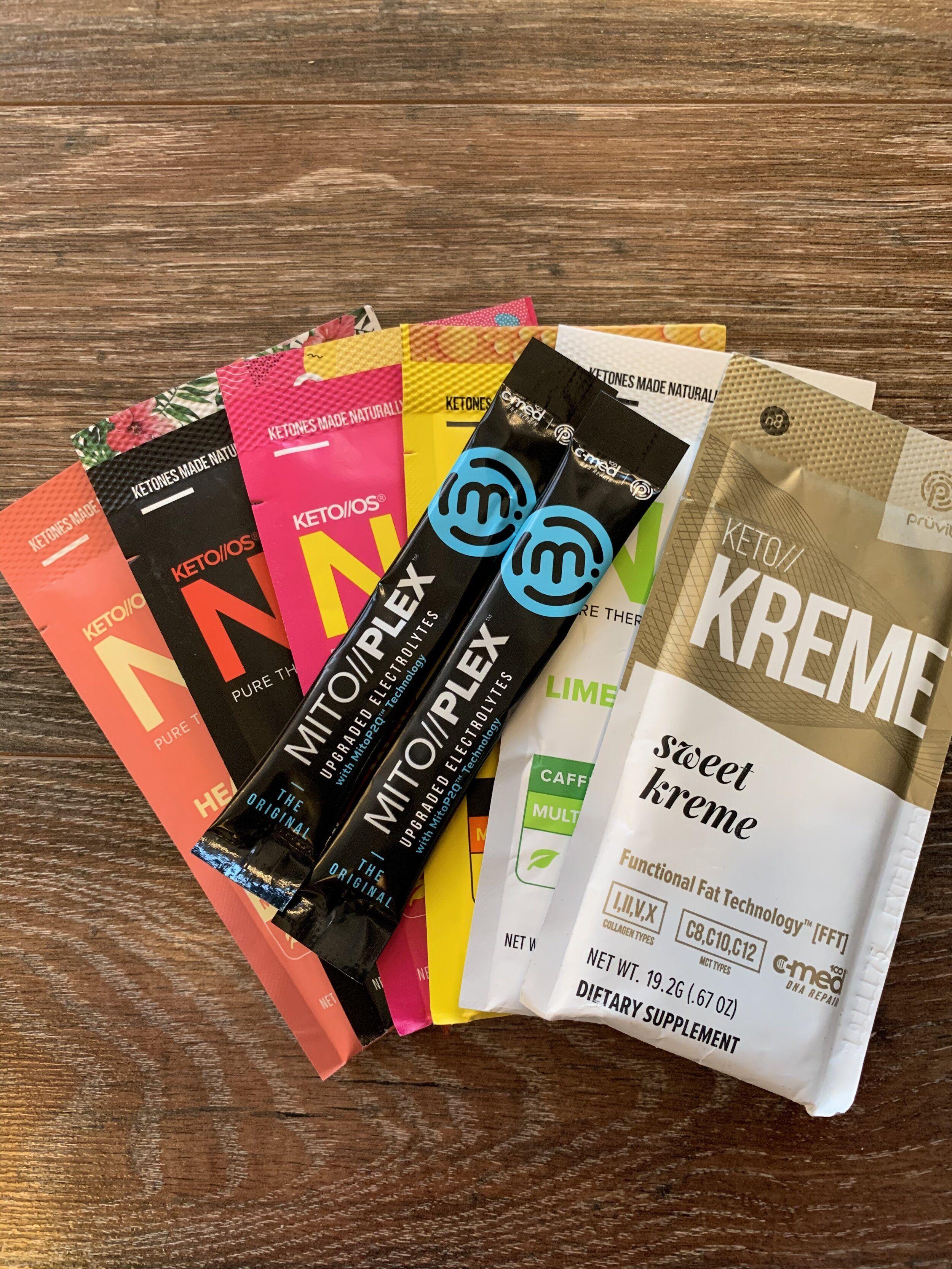 most popular ketone variety pack — simple fun keto in