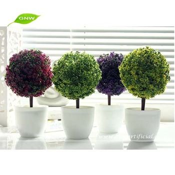 Gp005 Gnw Flower Plants Artificial Bonsai Tree For Whole Table Centerpiece And Office Decoration