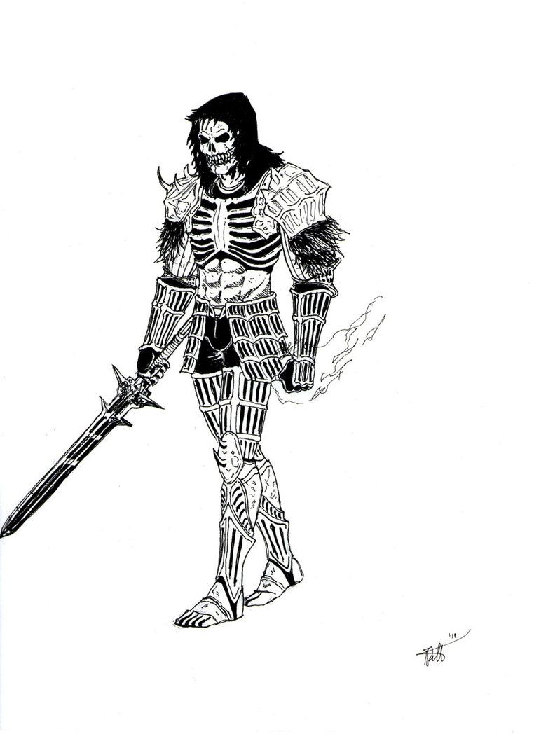Darkwraith Concept Art