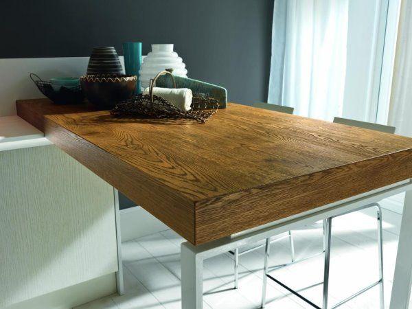 lastra per banco cucina legno - cerca con google | tavolo banco da ... - Tavolo Penisola Cucina