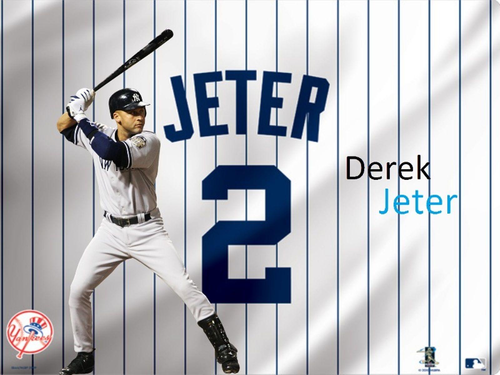 Derek jeter baseball wallpaper baseball pinterest - Derek jeter wallpaper ...