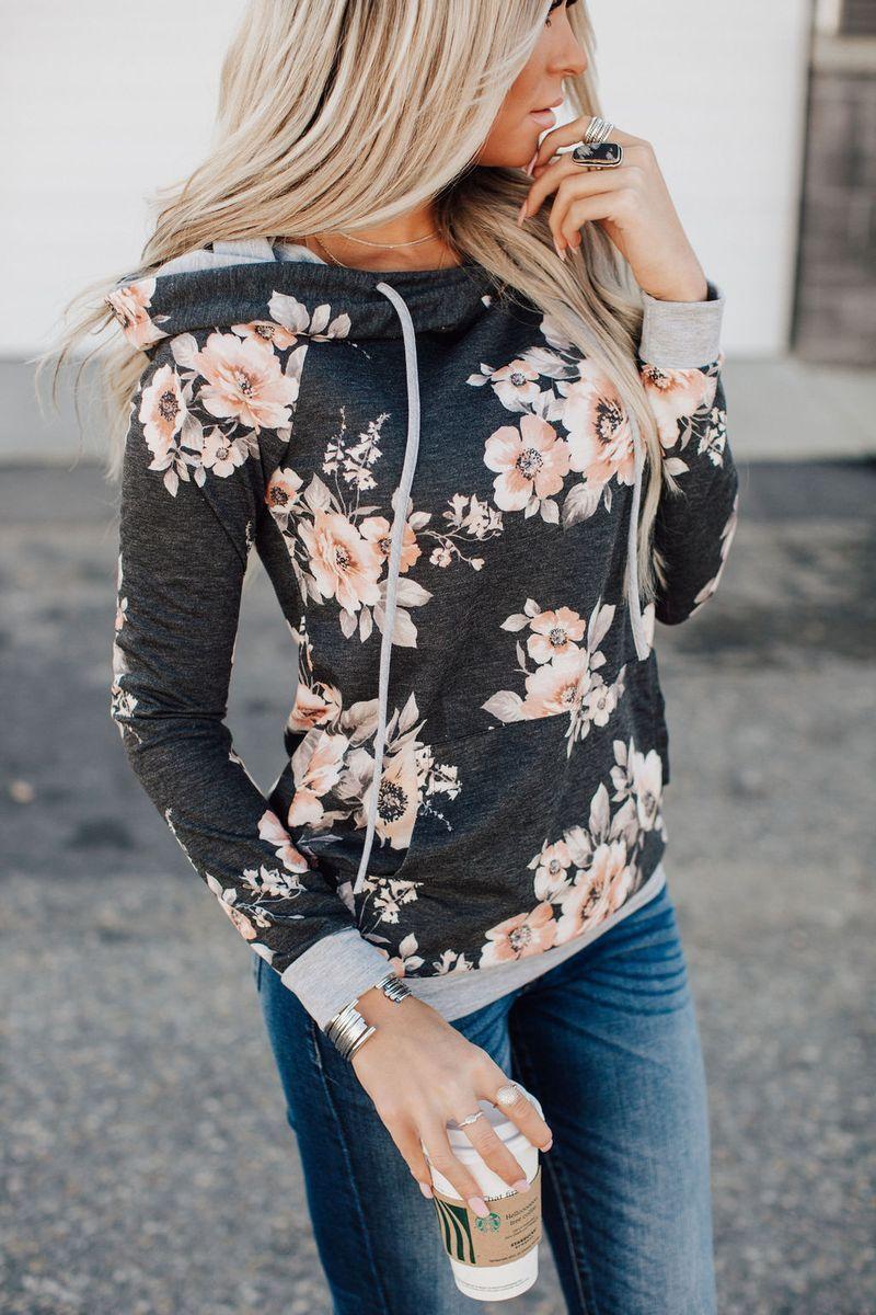 hoodie Mindy Mae's Market in 2020 Vintage sweatshirt