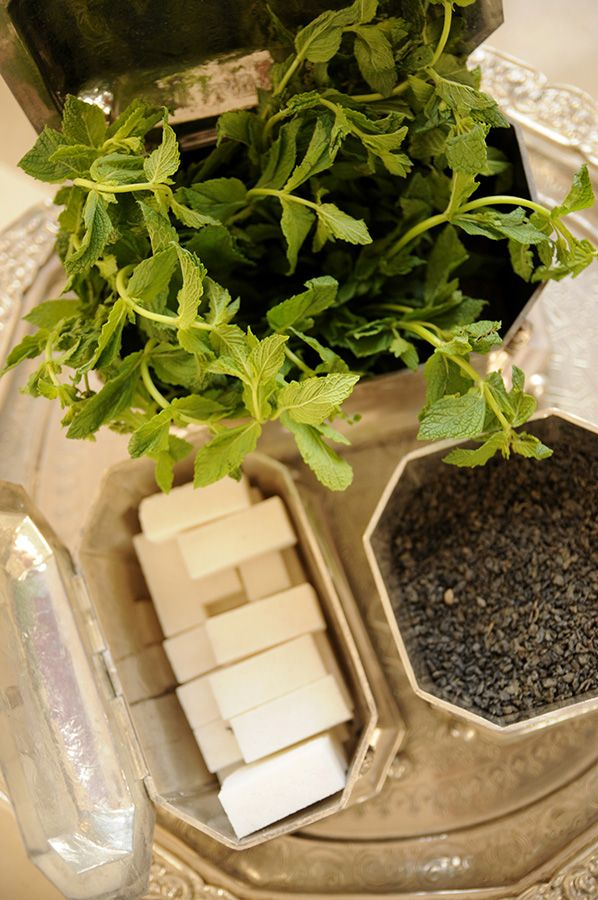 The Souks of Marrakech | Herbs | FATHOM