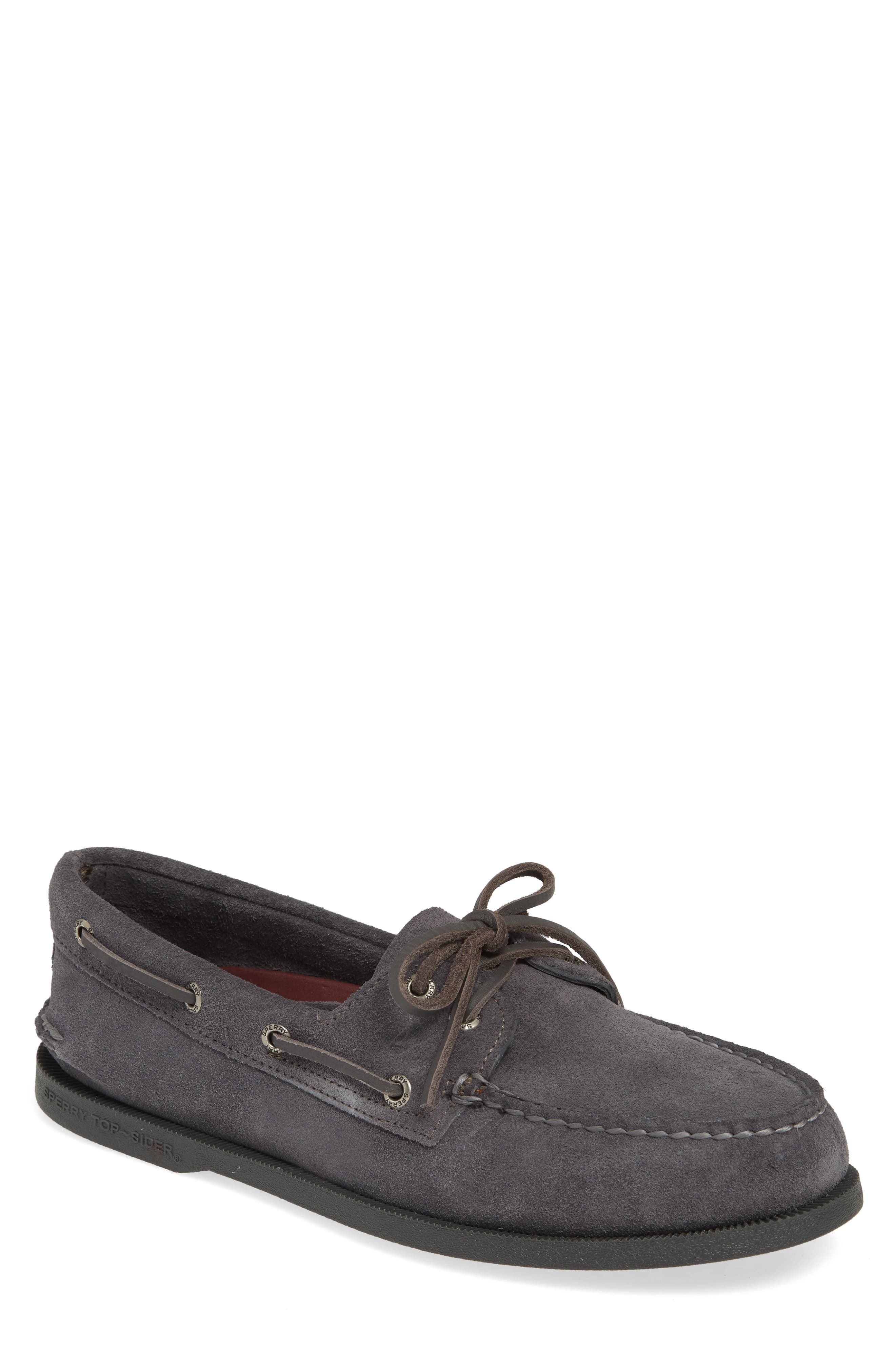 367ee64310362 Men's Sperry Top-Sider Ao 2 Boat Shoe, Size 9 M - Grey | Products in ...