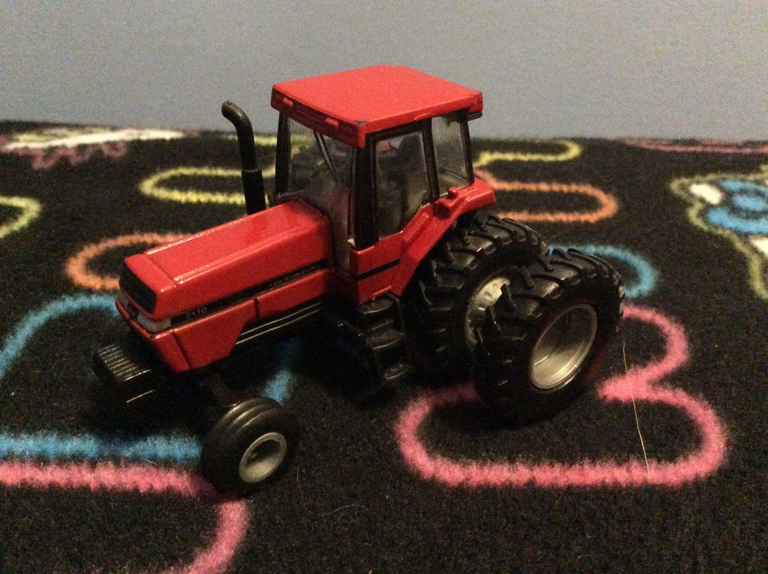 Case IH 7110 Magnum, 1/64 scale, Ertl Case Ih, Tractors,