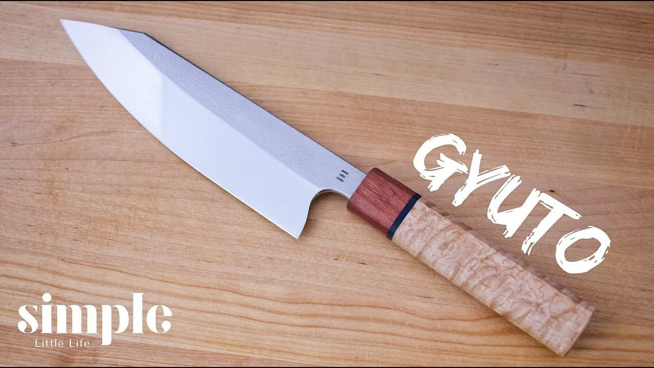 How To Make A Kitchen Knife