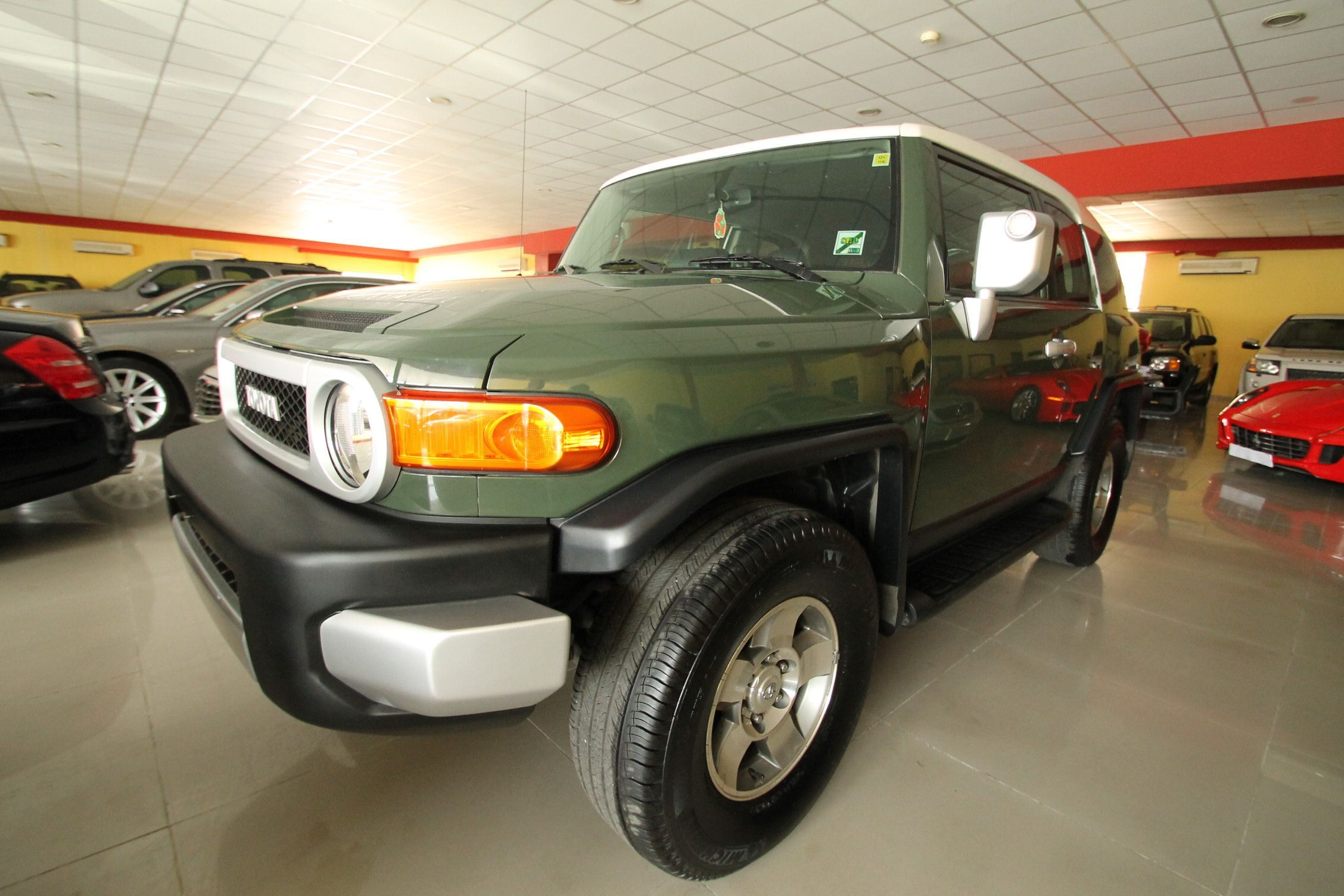 Toyota fj cruiser for sale in jeddah