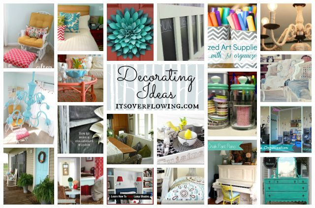 tons of ideas for decorating your home its overflowing diy ideas