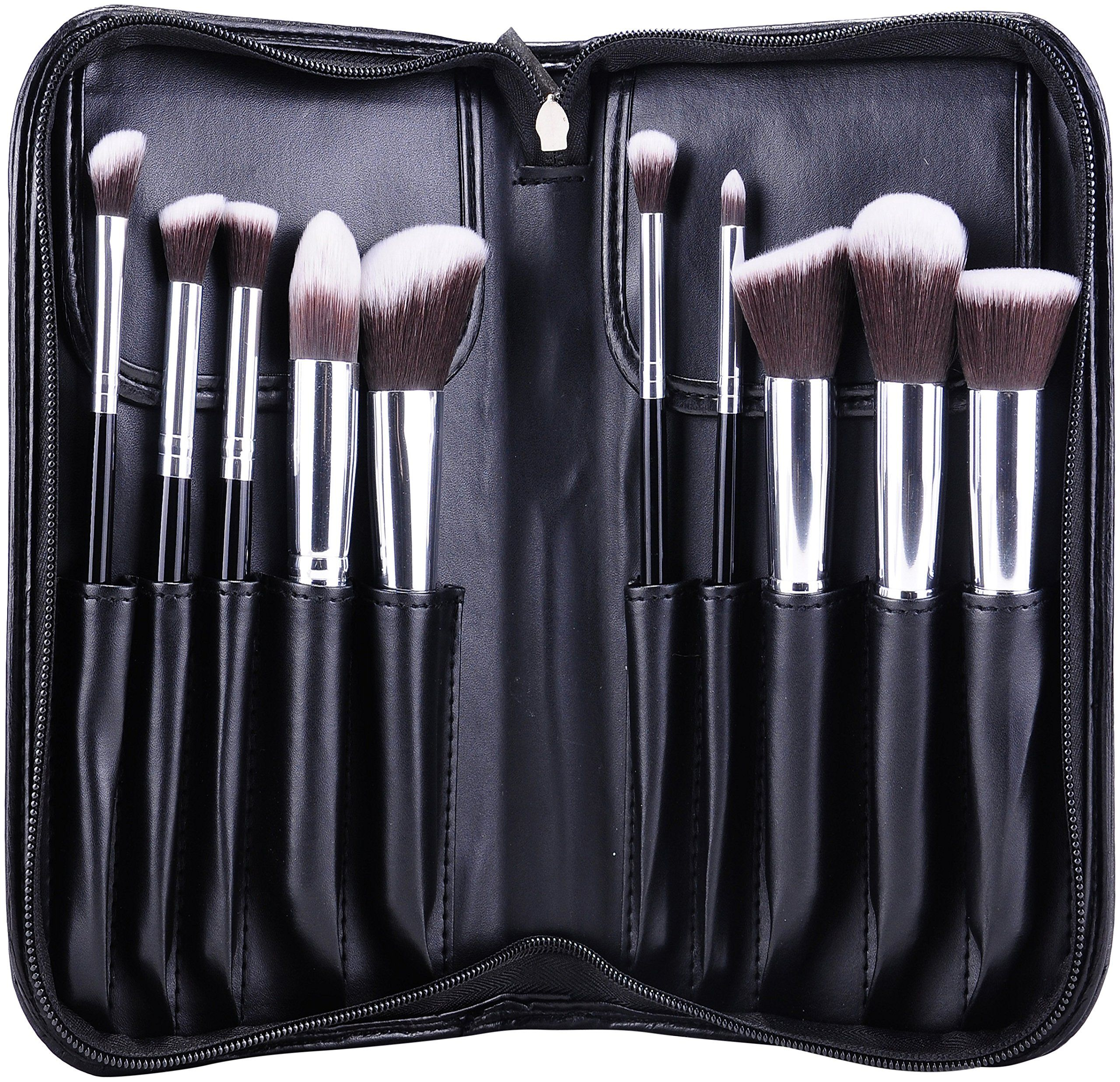 Amazon.com : Professional Kabuki Makeup Brush Set By ...