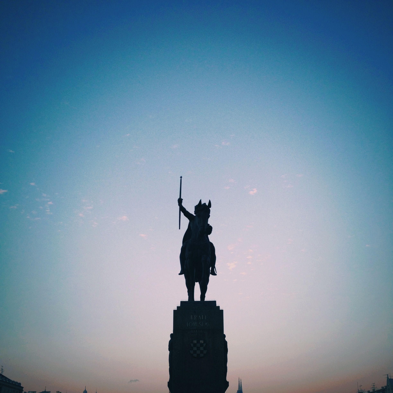 Petak Je Nas Dan Vjerujemo Da Je I Tomislav Sretan Kaj Pocinje Vikend Z Zagrebfacts Zagreb Zg Agram Tomislavovt Zagreb Croatia Statue Of Liberty