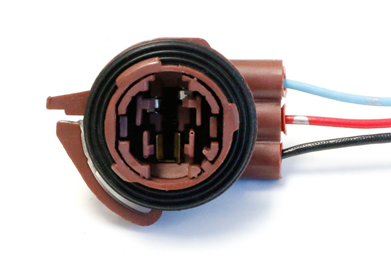 medium resolution of ijdmtoy 2 3156 3157 pre wired harness sockets for repair replacement install led bulbs for turn signal lights drl lamps or brake tail lights sockets